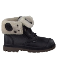 Afbeelding Zwarte Palladium Boots BAGGY LEATHER