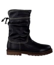 Afbeelding Zwarte Omoda Lange laarzen 290122