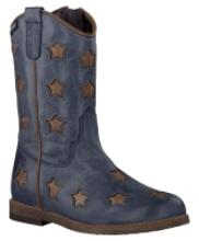 Afbeelding Blauwe Clic Korte laarzen CL8322
