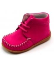 Afbeelding Bardossa babyschoenen Kimba Roze BAR09