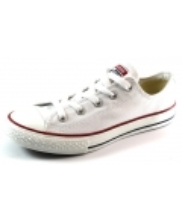 Afbeelding Converse All Stars lage sneaker kids Wit ALL09