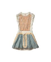 Afbeelding Scotch Rbelle Tutu jurk met net onderrok