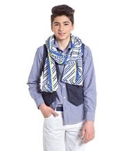 Afbeelding PALOMINO Overhemd met vest blauw/wit