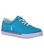 Afbeelding Blauwe Polo Ralph Lauren Sneakers VAUGHN II KIDS