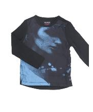 Afbeelding Retour Denim Shirt lange mouw