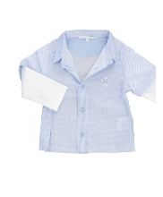 Afbeelding Gymp Baby Blouse lange mouw