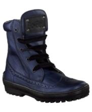 Afbeelding Blauwe Bo Bell Boots PANTHE