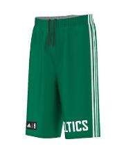 Afbeelding Korte Broeken adidas Short Reversible Boston Celtics Winter Hoops Jr