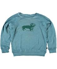Afbeelding Bengh tie dye sweatshirt
