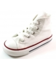 Afbeelding Converse All Stars High kinder sneakers Wit ALL23
