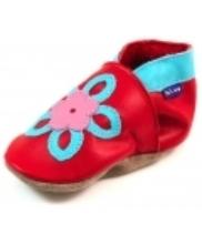 Afbeelding Inch Blue babyslofjes online Starry Rood INC19