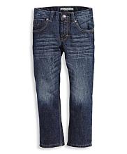 Afbeelding Palomino Jeans Extra wijd gesneden zoom (XL) jeansdonkerblauw
