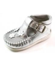 Afbeelding Bardossa babyschoenen Bores Zilver BAR05