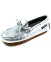 Afbeelding Diggers schoenen mocassins C600.03 Zilver DIG04