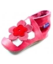 Afbeelding Inch Blue babyslofjes online Kleo Fuchsia Roze INC10