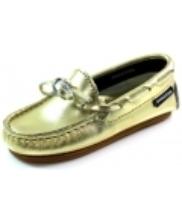 Afbeelding Diggers schoenen mocassins C600.03 Goud DIG03