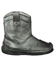Afbeelding Zilveren Bardossa Korte laarzen COWHORSE