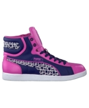 Afbeelding Roze Puma Sneakers 354577