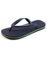 Afbeelding Havaianas slippers Kids Brasil logo Blauw HAV15