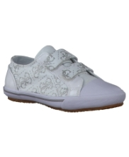 Afbeelding Witte Guess Sneakers LA VERNE LOW EZ