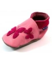 Afbeelding Inch Blue babyslofjes online Fairy princess Roze INC23